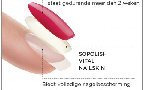 Peel off Polish bij Pedinail! Lees info!